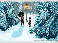 Narnia Meeting Mr Tumnus by Valaquia on DeviantArt