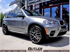 BMW X5 with 22in TSW Nurburgring Wheels exclusively from