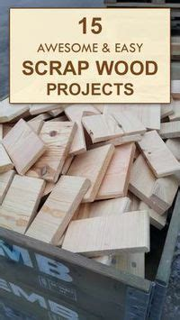 awesome easy scrap wood projects scrap wood