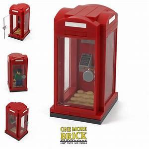 LEGO Telephone Box