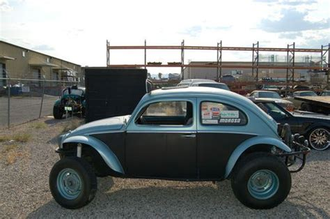 baja buggy street legal purchase used 1964 volkswagen custom baja bug lifted