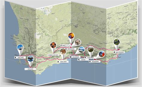 day garden route adventure  including game drives