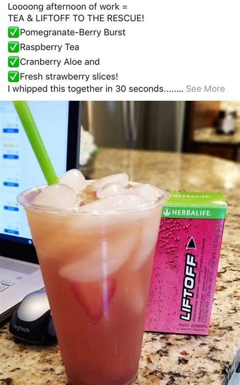 Perfect combo! (With images) | Herbalife recipes