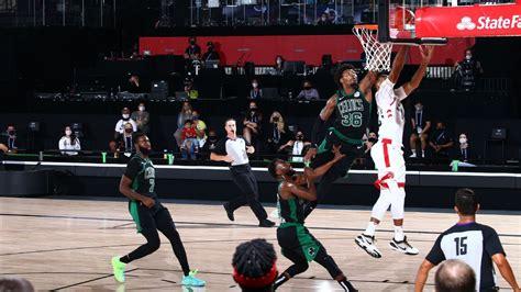 Marcus Smart's clutch block helps Boston Celtics eliminate ...
