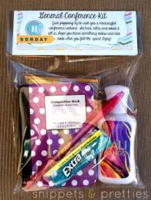 Church Women Conference Gift Bag Ideas