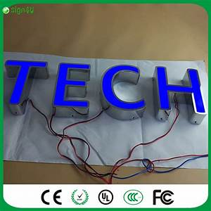 online buy wholesale 3d led sign from china 3d led sign With 3d sign letters wholesale