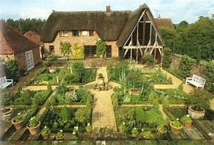 English, Herb, Garden, Designs, Pdf