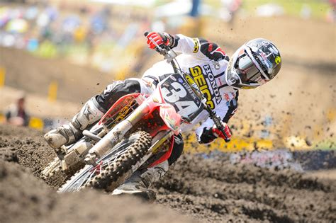Honda Dirt Bike Wallpapers