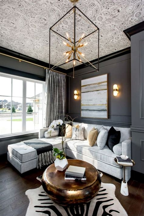 Houzz Living Room Ceiling Designs by 25 Best Ideas About Transitional Decor On