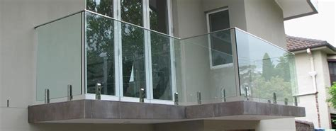 comprehensive review  glass railing panels   fit