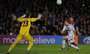 Barcelona 7 Bayer Leverkusen 1 (agg 10-2): Messi's five ...