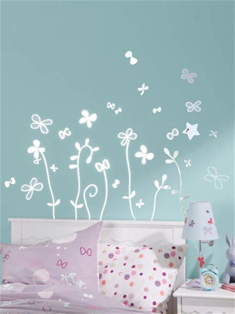 sticker mural chambre fille stickers chambre de b 233 b 233 stickers mural chambre fille