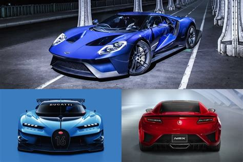 Sports Cars by 16 Sports Cars And Supercars To Look Forward To In 2016