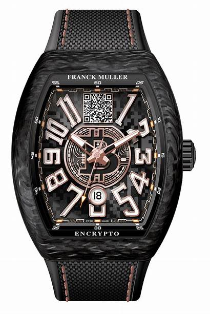 Vanguard Encrypto Franck Muller Limited Edition Watchespedia