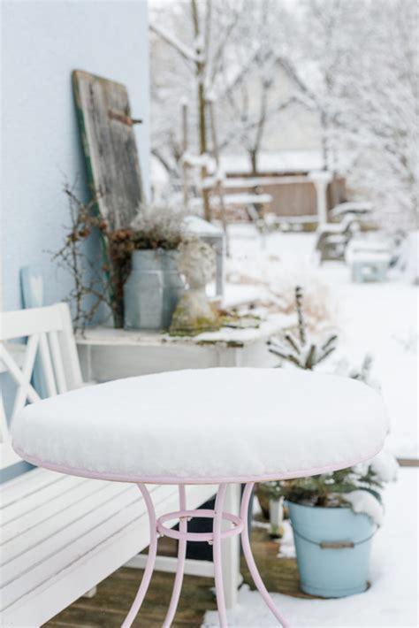 Mein Garten Im Februar • Pomponetti