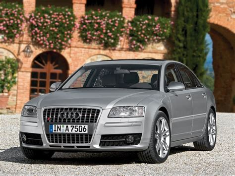 Audi S8 2005 Exotic Car Image 010 Of 66 Diesel Station