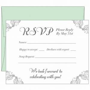 wedding invitations with rsvp moritz flowers With placement of rsvp cards in wedding invitations