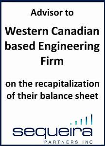 Western Canadian Engineering Firm | Sequeira Partners