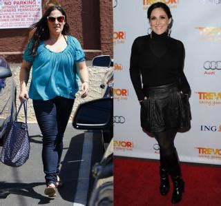 ricki lake  dancing   stars weight