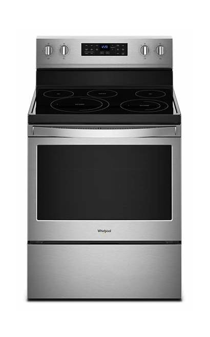 Whirlpool Range Cooking Electric Convection Cu Ft
