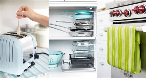 Kitchen Hacks by Kitchen Organization Hacks