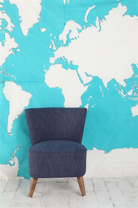 Outfitters Tapestry Map by Atlas Tapestry Tapestries Urban And Urban Outfitters