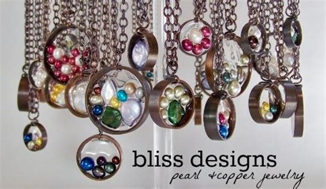 Unique Pearl Jewelry from Bliss Designs - With Our Best