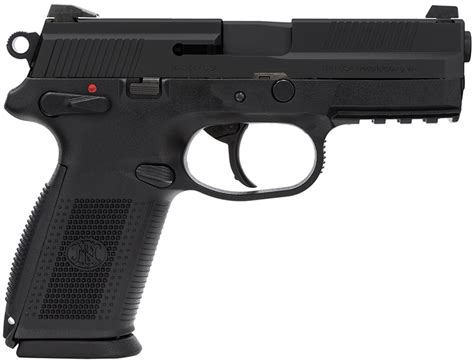 Fn Fnx 40 S&w Pistol Black Finish Standard Sights