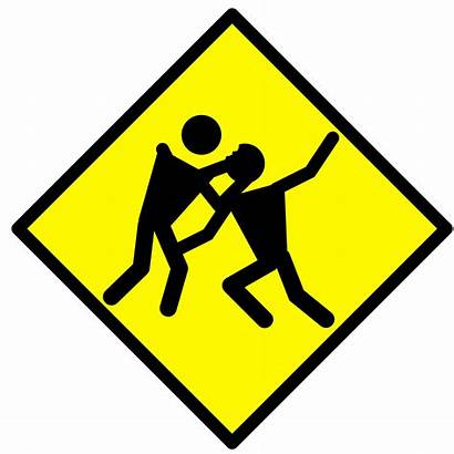 Sign Road Warning Caution Yield Zombie Yellow
