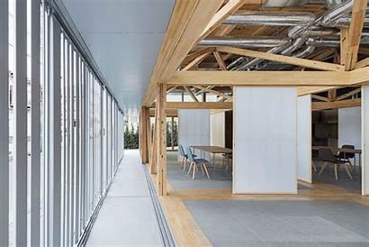 Factory Substrate Ayase Aki Hamada Japan Architects