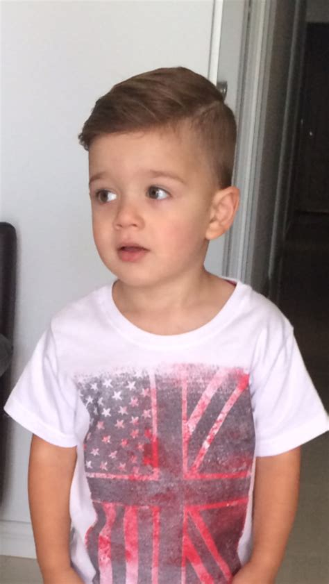 Hip Boy Hairstyles by Cool Hairstyle For Toddler Funky Boys Haircuts Toddler