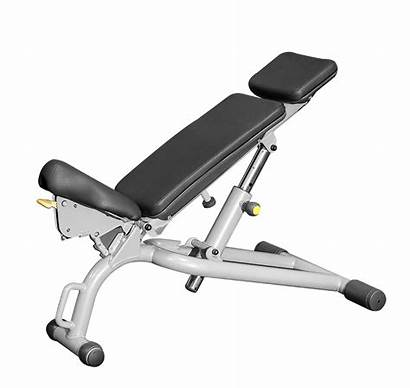 Bench Technogym Adjustable Element Fitness Equipment Exercise