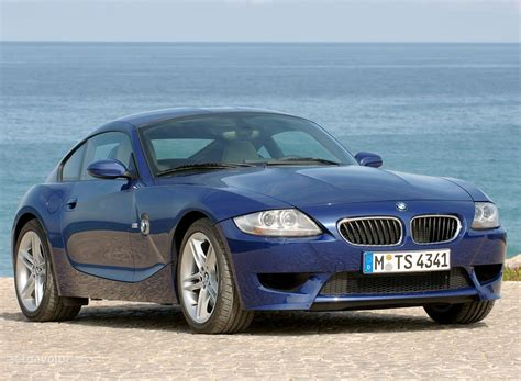 Bmw Z4 M Coupe (e86) Specs & Photos