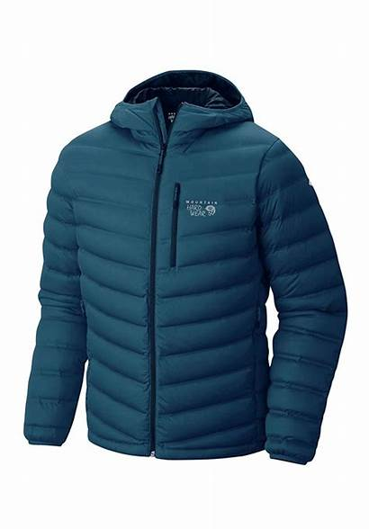 Mountain Backcountry Stretchdown Jacket Hooded Hardwear Animated