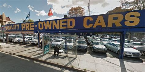 queens  car dealer takes  ride  jail  committing