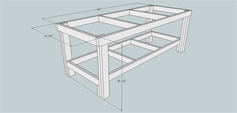 golden ratio workbench frame sketchup goldenratio