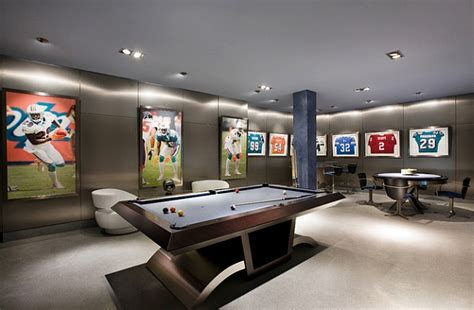 Framed Jerseys From Sportsthemed Teen Bedrooms To