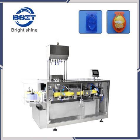 liquide juicee cigarette plastic bottle forming filing sealing machine p