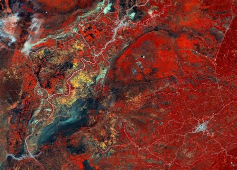 Earth From Space South Kalimantan Borneo Spaceref
