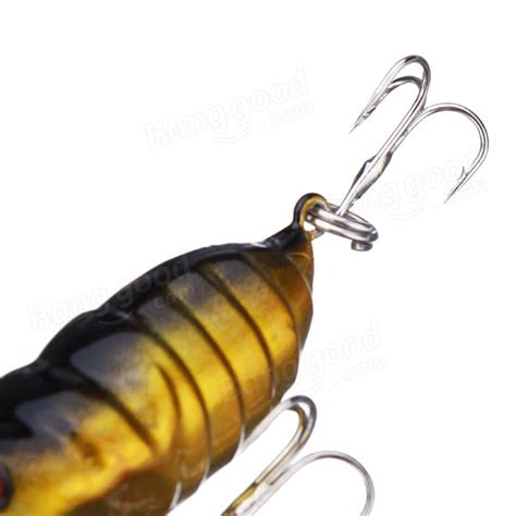 biomimetic cicada type fishing lures bass hooks