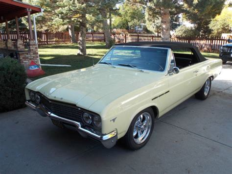 1965 Buick Skylark Convertible For Sale by 1965 Buick Skylark Special Convertible Resto Mod For Sale