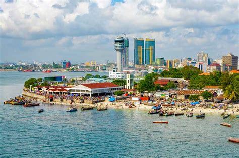 Dar Es Salaam, Tanzania – Kearsleys Travel & Tours