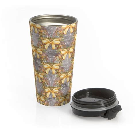 All products from travel mug that keeps coffee hot. Some of My Favorites - Gold - Week 6 (With images) | Stainless steel travel mug, Mugs, Grey flowers