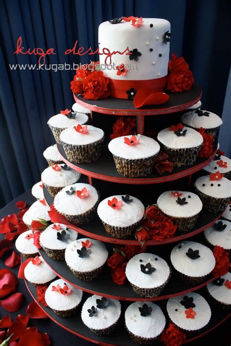 red white and black wedding reception decorations google