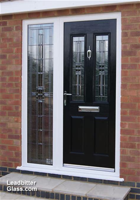american bevelled glass composite door northamptonshire