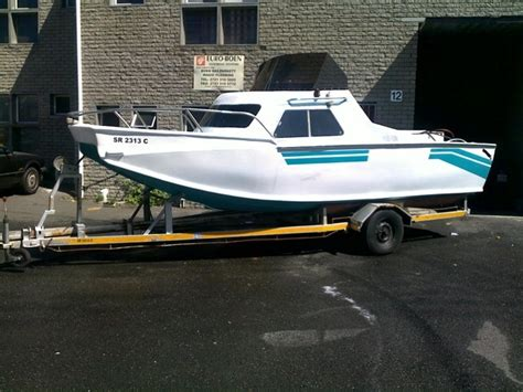 Ski Boats For Sale Cape Town by Catamaran Hysucat 6 M Special Hull For Sale Cape Town