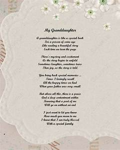 granddaughter qoutes and poems granddaughter poem love With letter my first grandson