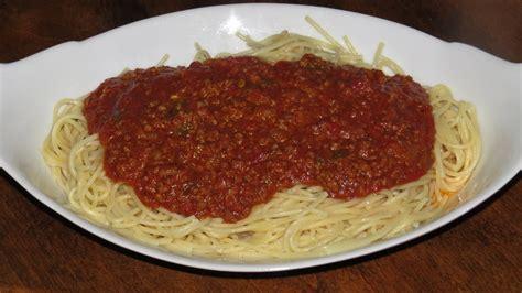 meilleure cuisine au monde recette la meilleure sauce à spaghetti circulaire en ligne