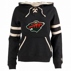 Women's Minnesota Wild Old Time Hockey from NHL Clothes