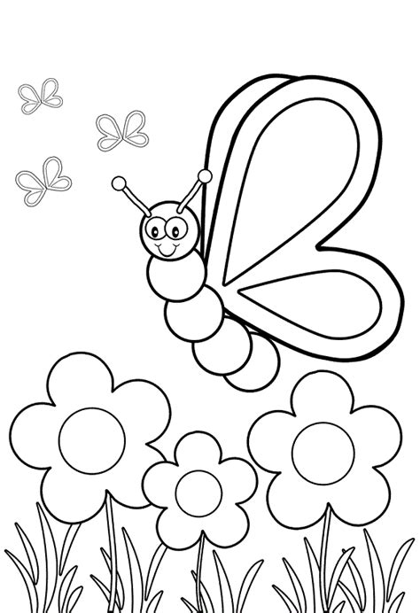 top 17 free printable bug coloring pages insects 391 | 408b8264a62b28fe95ce2218270a0a71